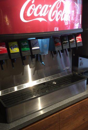 Taco Bell(タコベル)のドリンクバー