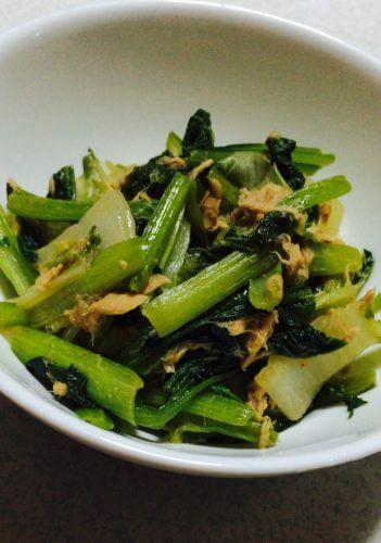 宅配食材のミレーの白菜を使った料理