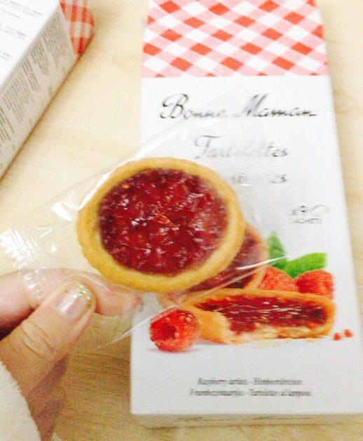 ボンヌママンのタルトクッキー