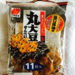 三幸製菓の丸大豆せんべい