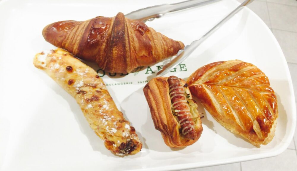 渋谷ブールアンジュのパン
