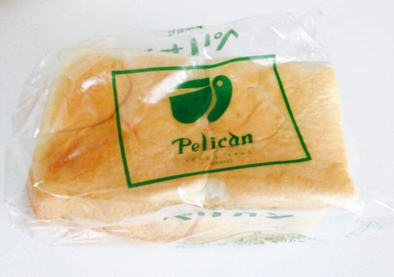 浅草ペリカンの食パン