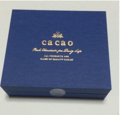 生チョコ専門店cacaoのアロマチョコ