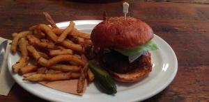 Bubby's(バビーズ)のハンバーガー