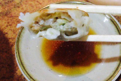 北関東のソウルフード「山田うどん」のぎょうざを実食