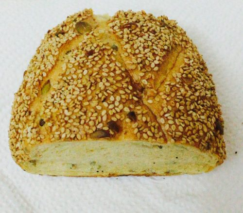 ドイツパン「リンデ」