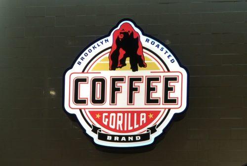 ゴリラコーヒーのロゴ