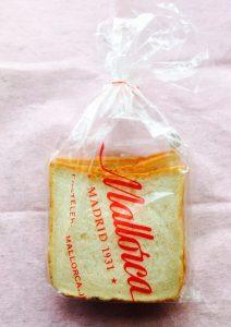 二子玉川パステレリア マヨルカの食パン