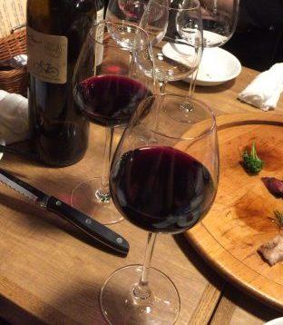 熟成肉バル 肉アバンギャルドの肉とワイン