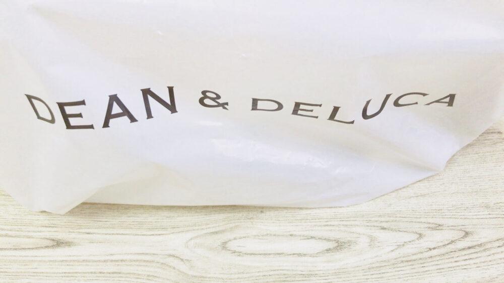 DEAN&DELUCAのパンの袋