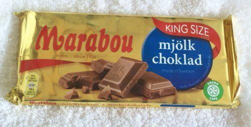 イケアのチョコレート