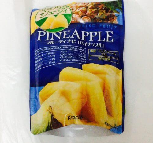 フルーティナビ パイナップル