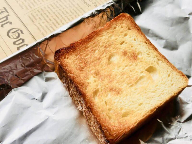 八天堂のとろける食パン