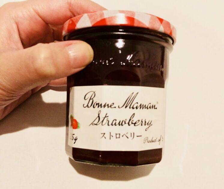 ボンヌママンのストロベリー味