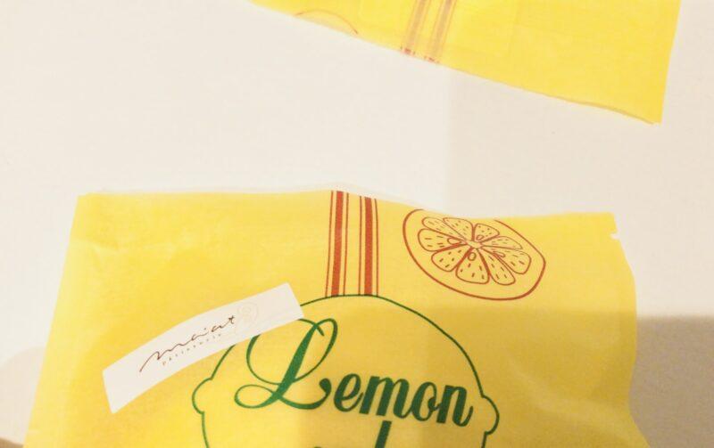 今治伯方のレモンケーキ