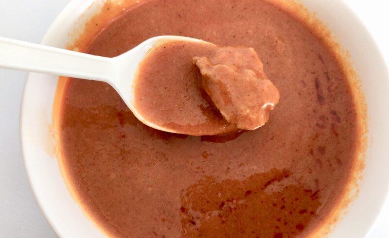 mandara バターチキンカレー 完熟トマトとバターの深い味わい