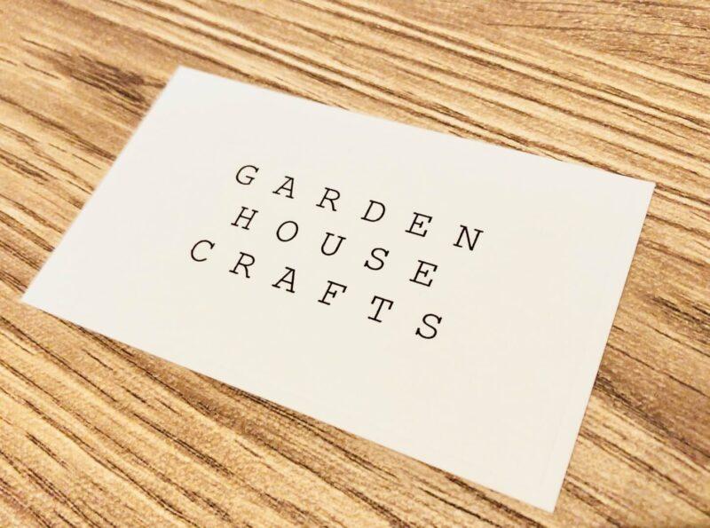 GARDEN HOUSE CRAFTS (ガーデンハウスクラフツ)のカード