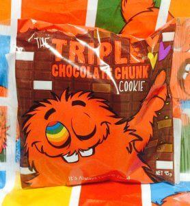 クッキータイムのチョコレートチャンククッキー