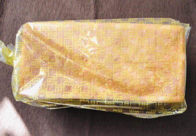 中野坂上の食パン専門店うん間違いない!で購入した食パン