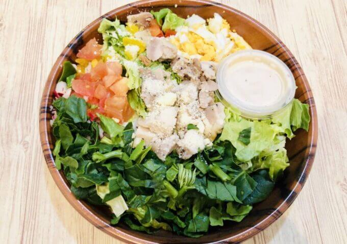 新宿ディーアイワイ サラダ & デリカテッセンのサラダ