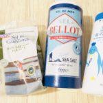 カルディで購入できる塩3種類を食べ比べ