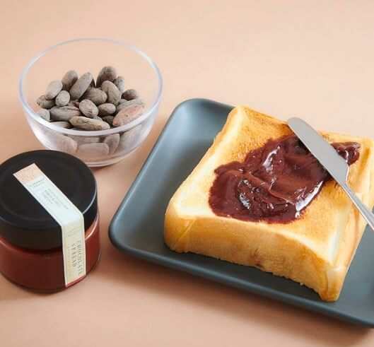 Dandelion Chocolateのチョコスプレッド